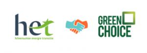 handshake HET en Greenchoice