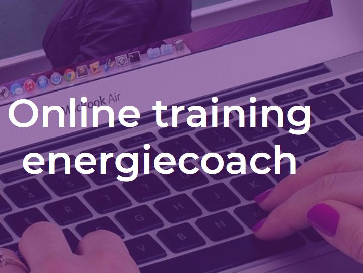 Online training energiecoach – gratis via HET