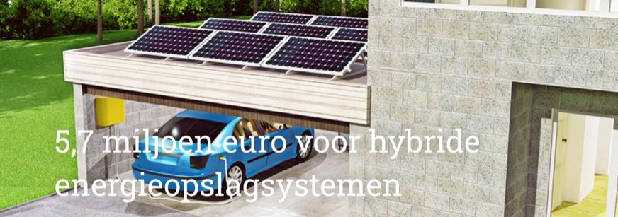 HET en FLEXINet werken aan Hilversum van de toekomst