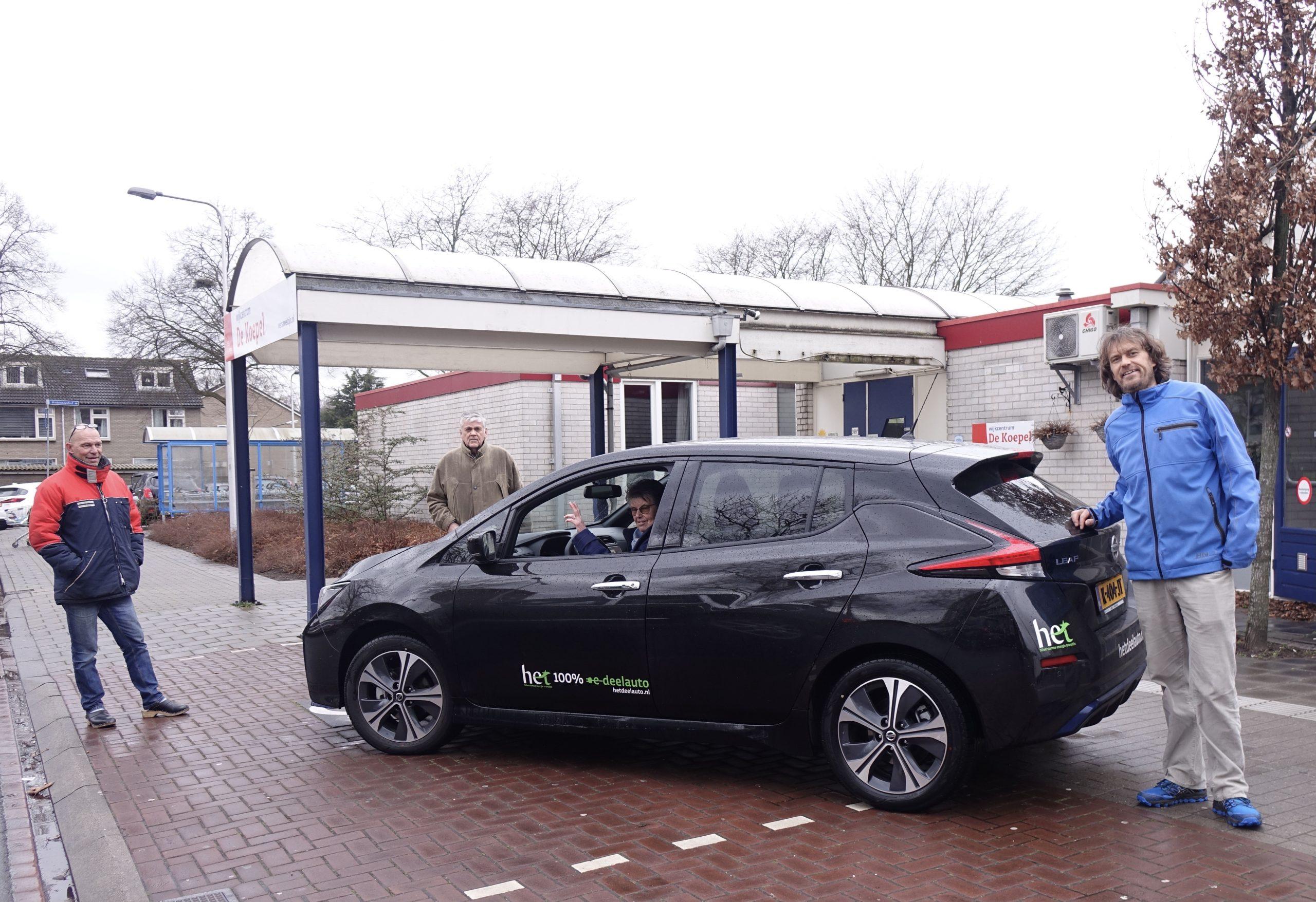 Meer maatwerk en meer auto's bij HET deelauto